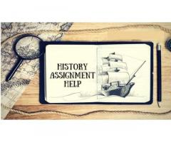 Online History Assignment Help | Strict Adherence to the Deadlines