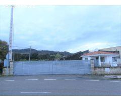 Parcela Industrial Alquiler Asturias