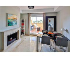 Beautiful cosy duplex apartment for short term rental nueva andalucia